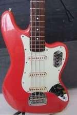 EDWARDS E-T-95BIV Rare Red Electric Base Guitar L'Arc-en-Ciel tetsu - F/S EMS