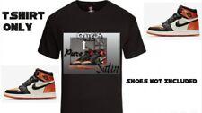 Air Jordan Retro 1 Shattered Backboard Satin Inspired Tshirt sizes Small- 3