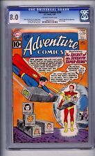 CGC (D.C) ADVENTURE COMICS 290 VF 8.0 9TH LEGION OF SUPERHEROES, 1ST SUNBOY