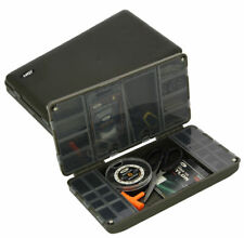 FISHING TACKLE BOX TERMINAL TACKLE SYSTEM NGT XPR CARP BOX  for SWIVELS HOOKS