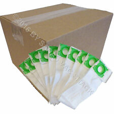 100 Synthetic Cloth Vacuum Bags for SEBO Windsor Sensor Commercial Vacuum