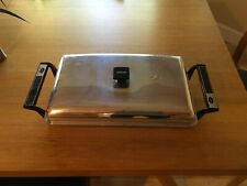 Sunbeam Automatic Electric Griddle model TRG in very good condition