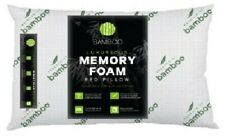 Essence of Bamboo Luxurious Memory Foam Bed Pillow - Free Ship
