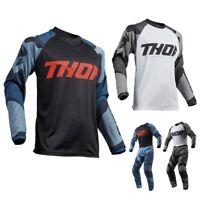 Thor MX Jersey Sector CAMO Enduro Motocross Shirt