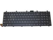 Backlit Keyboard For Clevo P157SM P177SM 6-80-P17S0-010-3 V132150BK3 English