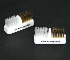 Carbide Nail Drill Bit Cleaner 2 PCS