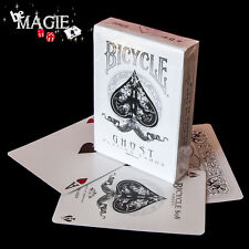 Jeu GHOST Bicycle - Tour de magie - cartes - Poker