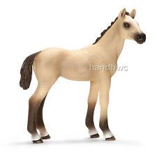 Schleich 13702 Akhal-Teke Foal Buckskin Model Horse Toy Figurine Retired - NIP