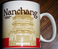 China Starbucks City Mugs Collection - Nanchang 16oz