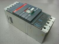 USED ABB SACE PR211 250 Amp Industrial Circuit Breaker AB-5307 600VAC 3 Pole