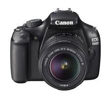 Canon EOS Rebel T3 / EOS 1100D 12.2MP Digital SLR Camera - Black (Kit w/ EF-S D…