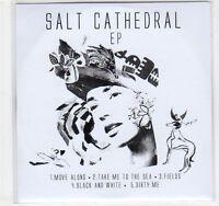 (EC403) Salt Cathedral EP (debut) - 2013 DJ CD