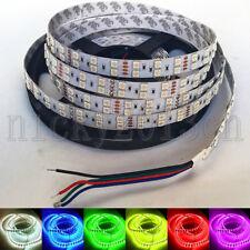 Brightest Epistar 5050 RGB LED Strip Light Tape 600LEDs Double Row 600LEDs 24V