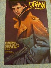Keith Richards, The Rolling Stones, Full Page Vintage Pinup