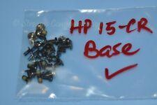 HP Pavilion x360 - 15-CR 15-cr0035nr Convertible Laptop Bottom Assembly Screws