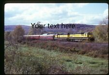 ca851 Orig. Slide NYSW 3006, 2012 On Special In Upstate, NY on 10-91