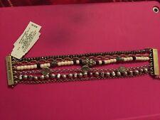 $59 Lucky Brand Bone Layer Bracelet F-30