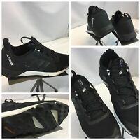 Adidas Terrex Agravic Speed Shoes sz 10.5 Men Black Continental Mint YGI H9S-6