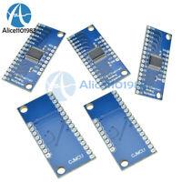 2/5/10PCS Digital CD74HC4067 16-Channel Analog Multiplexer Breakout Board Module