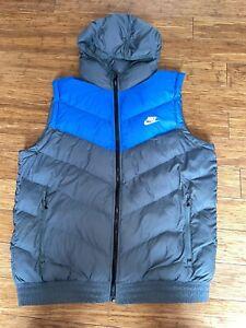 Nike gilet body warmer vest Men's