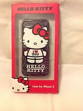 Hello Kitty IPhone  Case for IPhone 5 NEW in box black