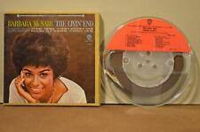 Barbara McNair  The Livin' End  WB WSTC 1570  7.5ips 4-Track Tape Reel