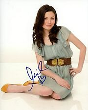 Miranda Cosgrove Autographed 8x10 Signed Photo Reprint iCarly
