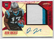 2015 PANINI CERTIFIED DEVIN FUNCHESS RC RC AUTO MIRROR RED JUMBO 3CL PATCH /299