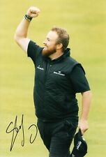 More details for shane lowry signed 12x8 photo open championship royal portrush aftal coa (a)