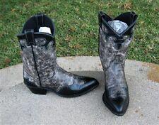 Designer Cowgirl Boots 7.5`M