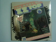 ZZ TOP Best Of ROCK LP SEALED WB Columbia House Edition
