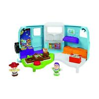 Fisher-Price Little People Disney Toy Story 4 Jessie'S Campground Adventure