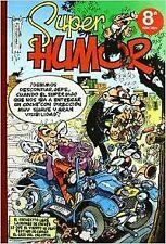 6.SUPER HUMOR MORTADELO. (SUPER HUMOR). ENVÍO URGENTE (ESPAÑA)