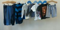 Baby Boys Bundle of Clothes age 12-18 months H&M Miniclub M&S <B2072