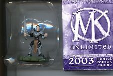 Mage Knight Unlimited 2003 Limited E 00004000 dition Lord Fell #169 Le Mint Wizkids