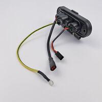 Für Ninebot MAX G30 Elektroroller Ladeanschluss Staubstopfenbaugruppe
