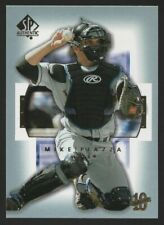 2003 SP AUTHENTIC #74 MIKE PIAZZA — NM-MT (8)+