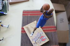CHAUNCEY BILLUPS, NBA 11, AUTOGRAPHED LOOSE MCFARLANE, DETROIT PISTONS