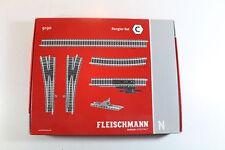 Fleischmann 9190 Spur N Gleis-Set, Rangier-Set C. Neuware in OVP.
