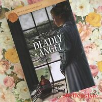 Deadly Angel by Kristi Holl ANNIE'S SECRETS OF THE QUILT Book 7 Cozy Mystery