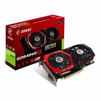 MSI GeForce GTX 1050 Gaming X 2G Graphics Card, 2GB GDDR5, DVI-D, HDMI, DP
