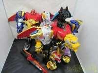 Power Rangers Mega Force DX Gosei Great Grand Figure Megazord Goseiger BANDAI.