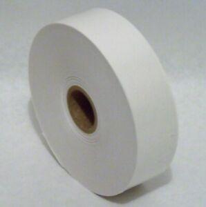 "2"" x 600' Roll WHITE KRAFT PAPER TAPE"