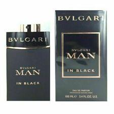 Bvlgari Man In Black By Bvlgari Men 3.4 OZ 100 ML Eau De Parfum Spray Nib Sealed