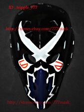 New listing Ice Hockey Goalie Helmet Mask Commemorative Al Smith Vintage Home Decore Ho82