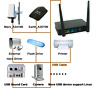1200Mbps Wireless Router Openwrt Support Dual Wan Vlan VPN USB Print Disk NAS