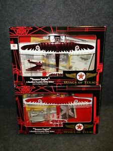 WINGS OF TEXACO EAGLET UTILITY GLIDER AIRPLANE REGULAR SPECIAL SET #10 in Series