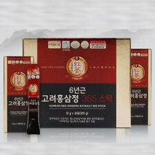 Korean 6 Years Red Ginseng Extract Stick 10g X 30 sticks Saponin Immunity Vitali