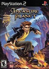 Treasure Planet   (PS2), Acceptable PlayStation2, Playstion 2 Video Games