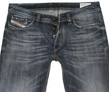 Diesel Herren Jeans VIKER Regular Straight - Stretch W34 L32 blau